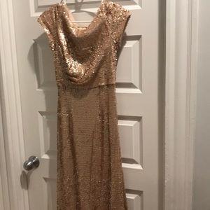 Bridesmaids dress-like new!